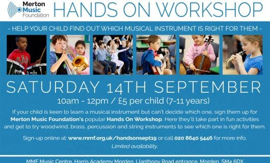 Hands On Workshop / 14th Sept 19