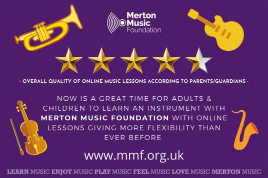 MUSIC LESSONS WITH MMF