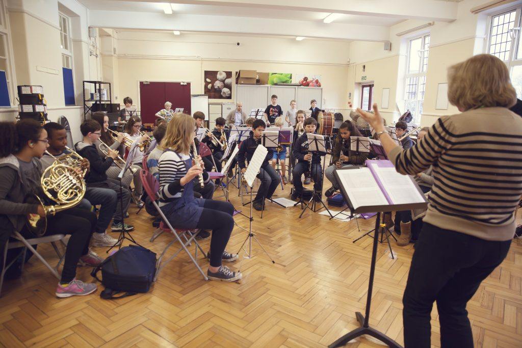 Merton Music Foundation