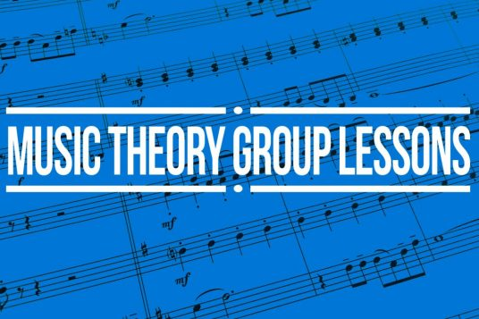 MUSIC THEORY GROUP LESSONS